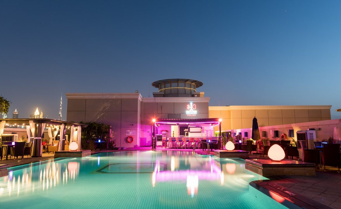 Hookah Pool Bar