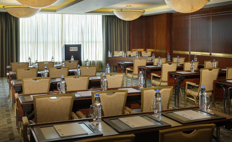 Jumeirah meeting room Ramada Jumeirah